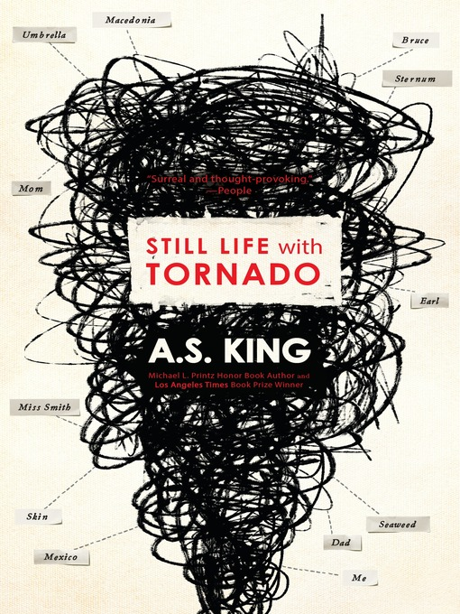 Title details for Still Life with Tornado by A.S. King - Available